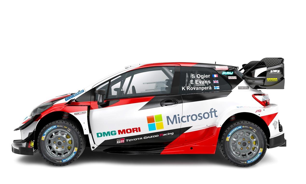 Los coches del Mundial de Rallyes 2020