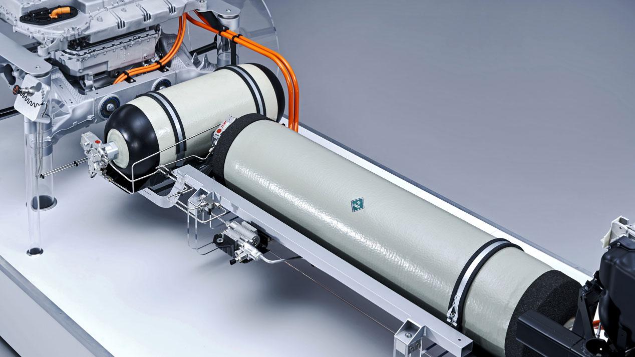BMW i Hydrogen NEXT, así es el tren motriz movido por hidrógeno