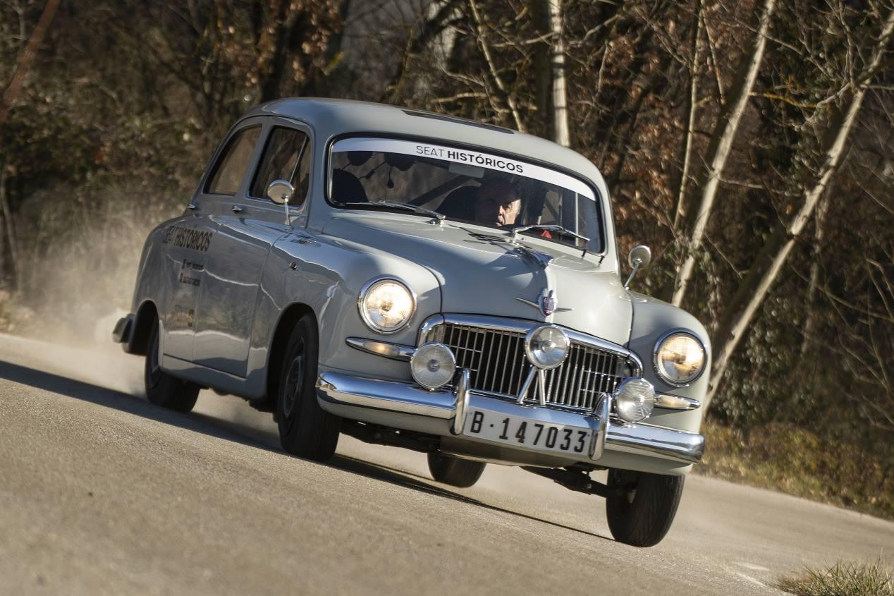 Tiempo de exposición rápida en las fotografías de coches: varios ejemplos