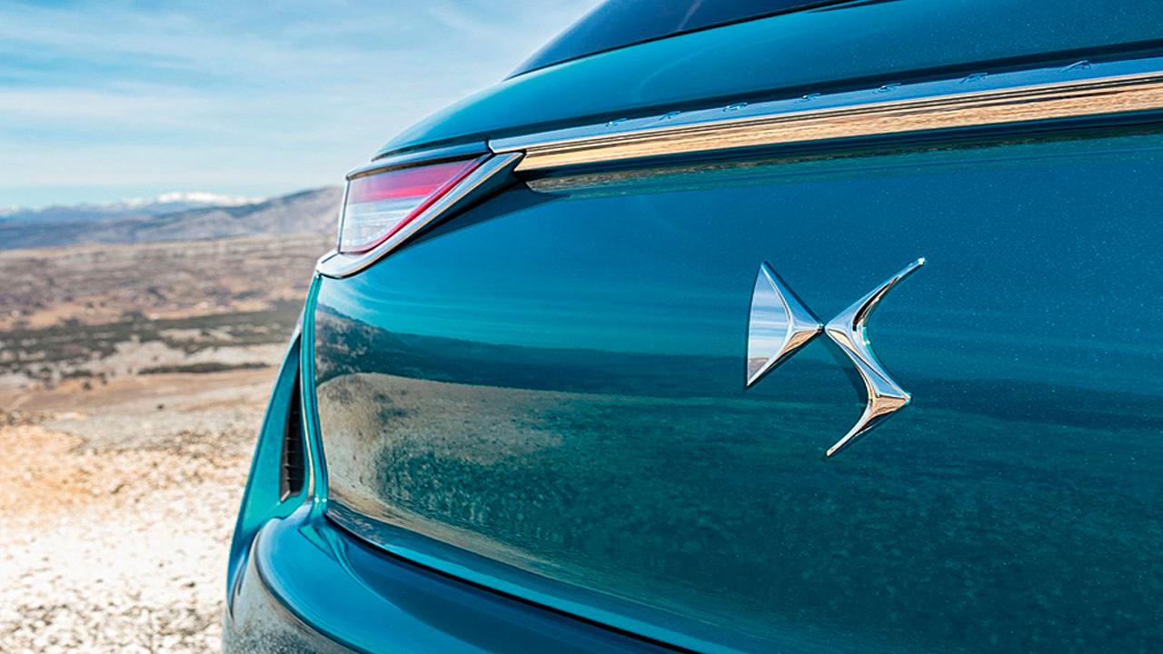 DS 3 Crossback BlueHDi: el nuevio SUV, en fotos