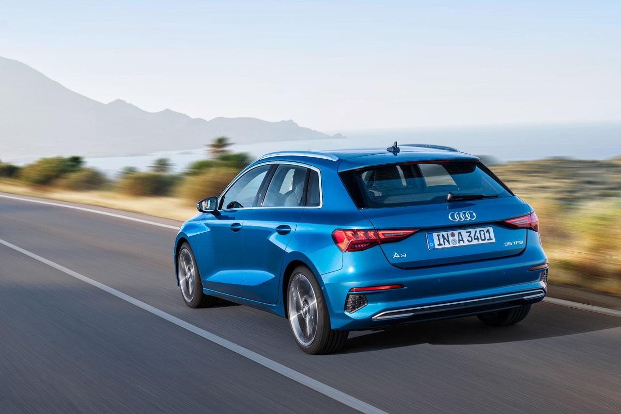 Los Audi que faltan por llegar en 2020
