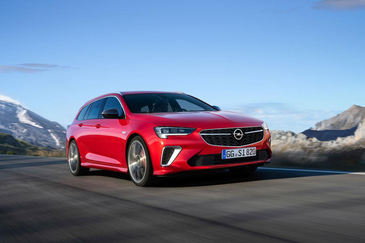 Opel Insignia 2020 vs Peugeot 508: dos berlinas llenas de puntos fuertes