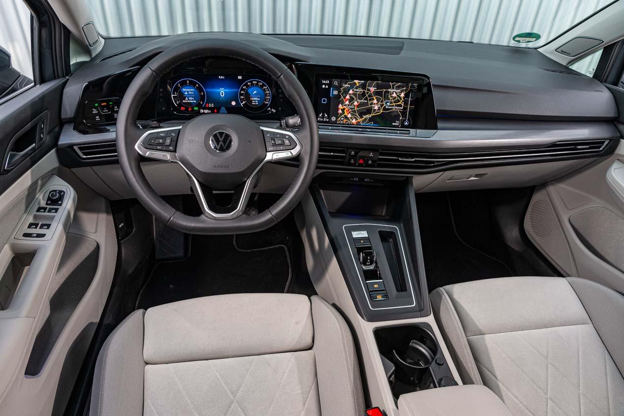 VW Golf 8 2.0 TDi 150 CV, probamos el Golf que menos gasta