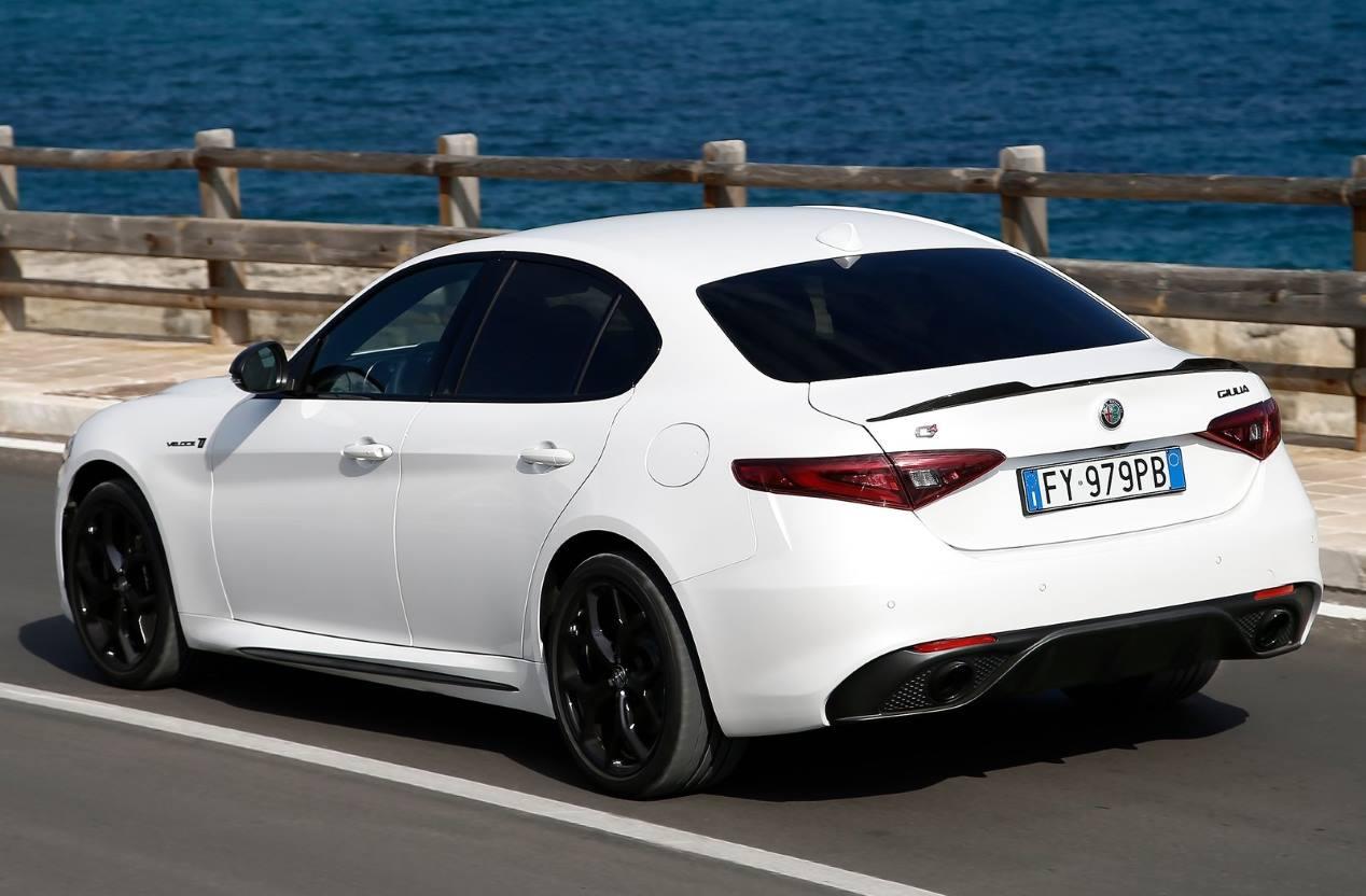 Alfa Romeo Giulia 2020: precios y datos para España de la renovada berlina