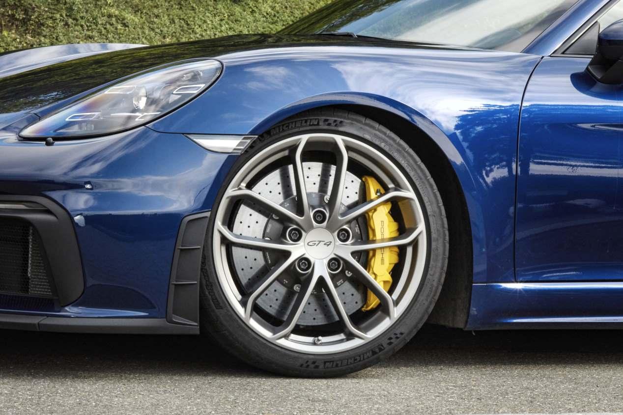 Porsche 718 Cayman GT4: el nuevo deportivo, a prueba