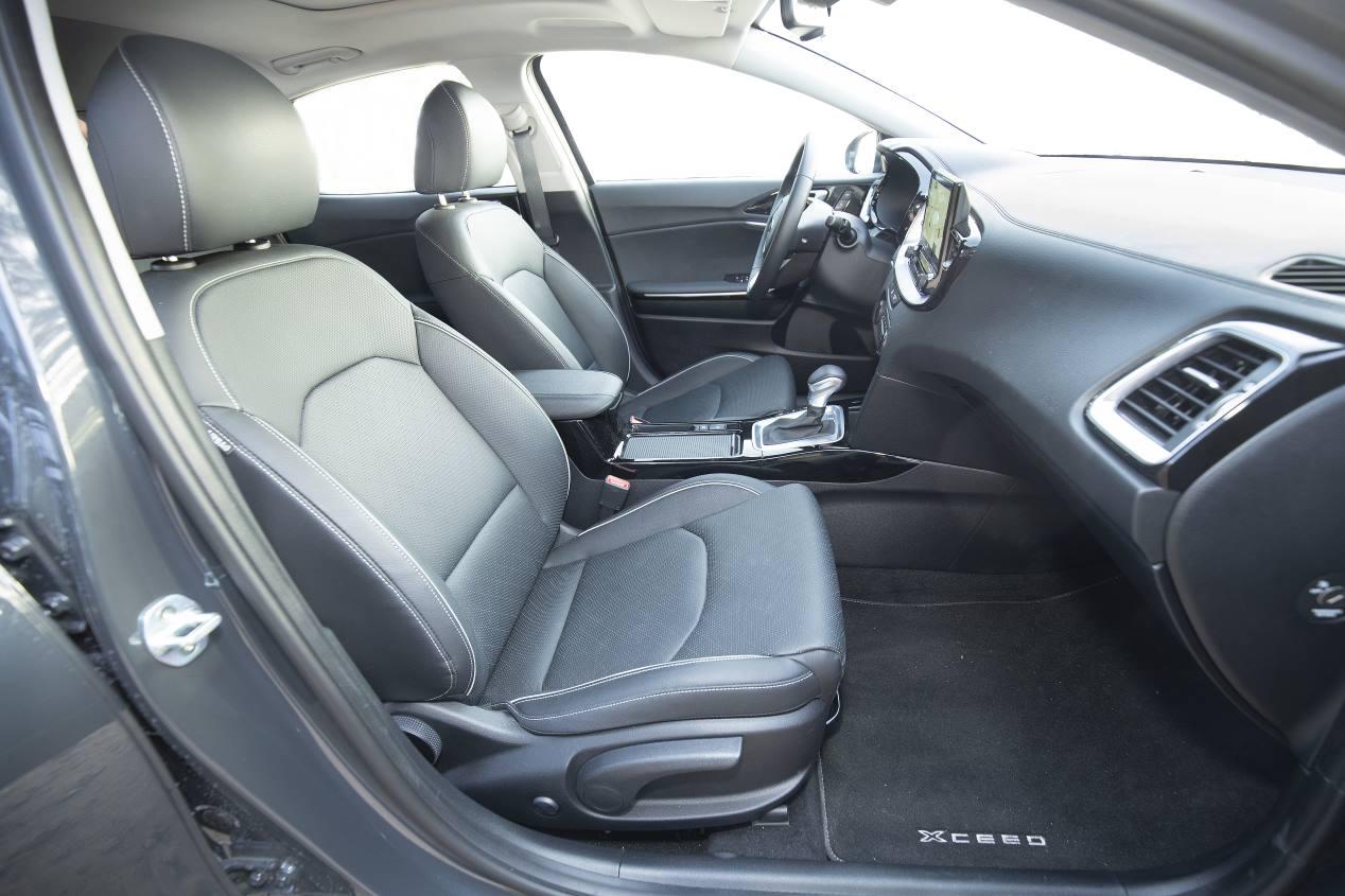 Kia XCeed 1.6 CRDi 136 CV: probamos el nuevo crossover diésel