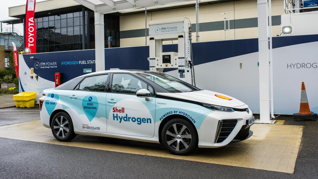 Hidrógeno, el nuevo combustible de la era eléctrica