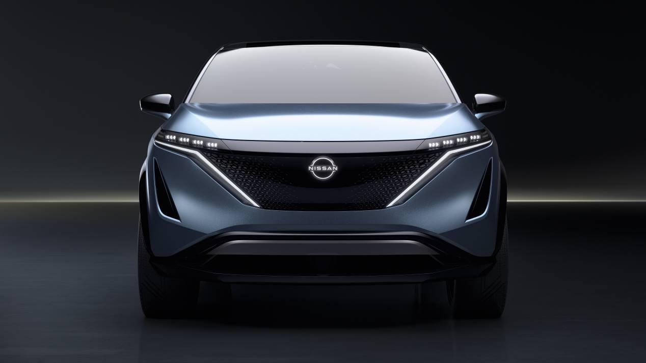 Nissan Ariya Concept: última hora del nuevo SUV eléctrico