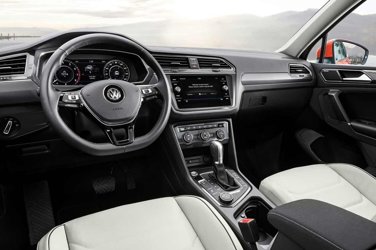 Volkswagen Arteon y Tiguan 2020: la berlina y el SUV se renuevan
