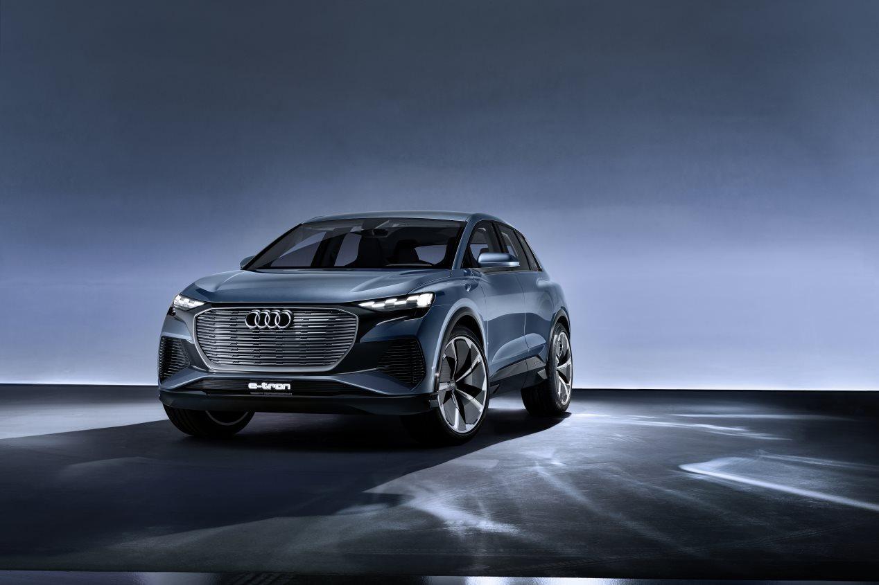 Audi Q4 e-tron 2021: así es el próximo SUV eléctrico