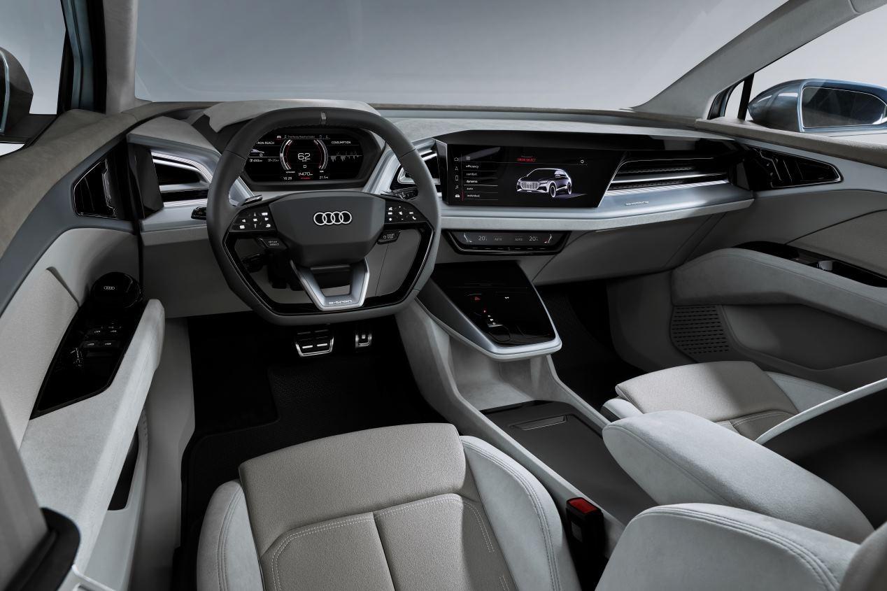 Audi Q4 e-tron 2021: todos los secretos del SUV, con base de VW ID.4 y Skoda Enyaq