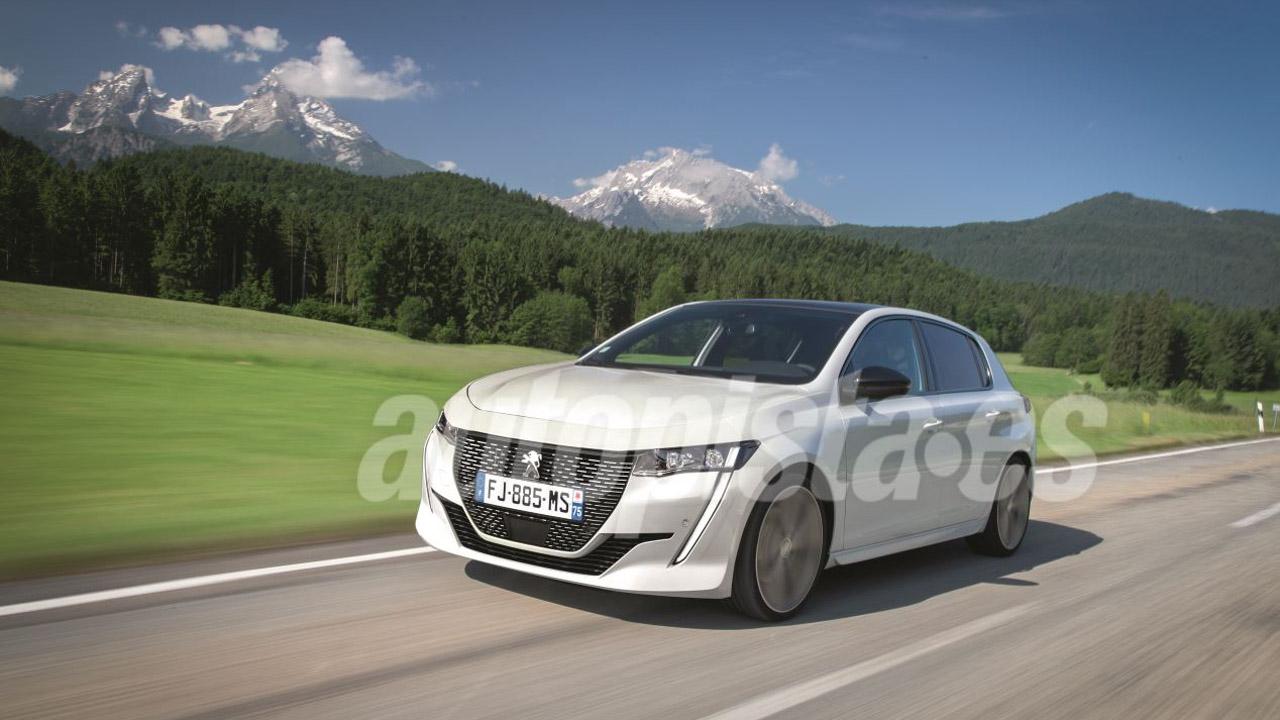 2021 Peugeot 308 III (P51/52) 40