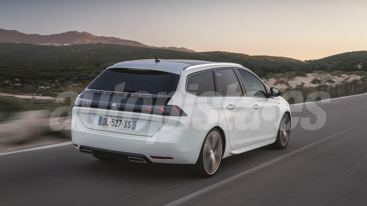 2021 Peugeot 308 III (P51/52) 41