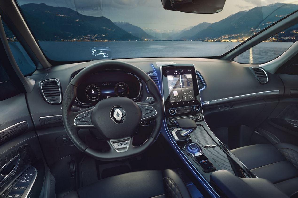 Renault Espace 2.0 Blue DCi 200 CV EDC: su consumo real