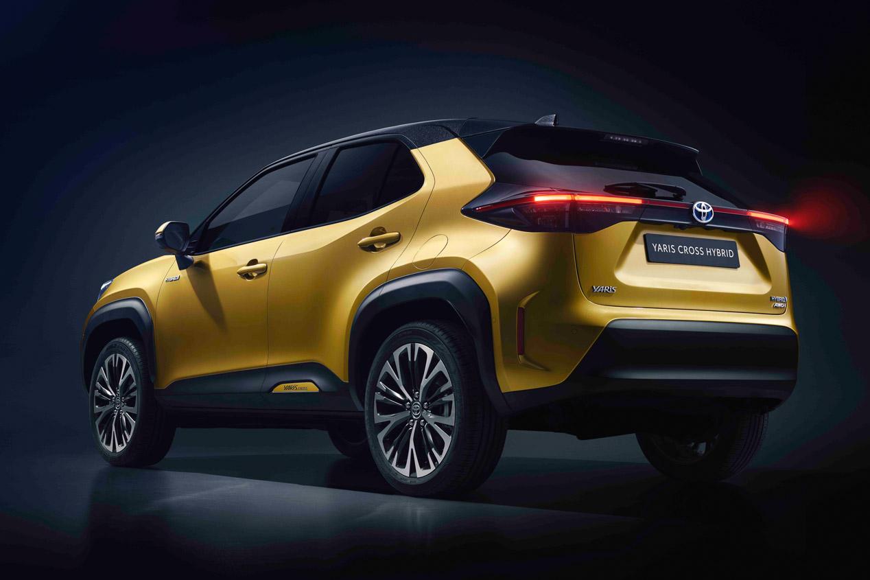Toyota Yaris Cross Hybrid: así es el nuevo SUV urbano.