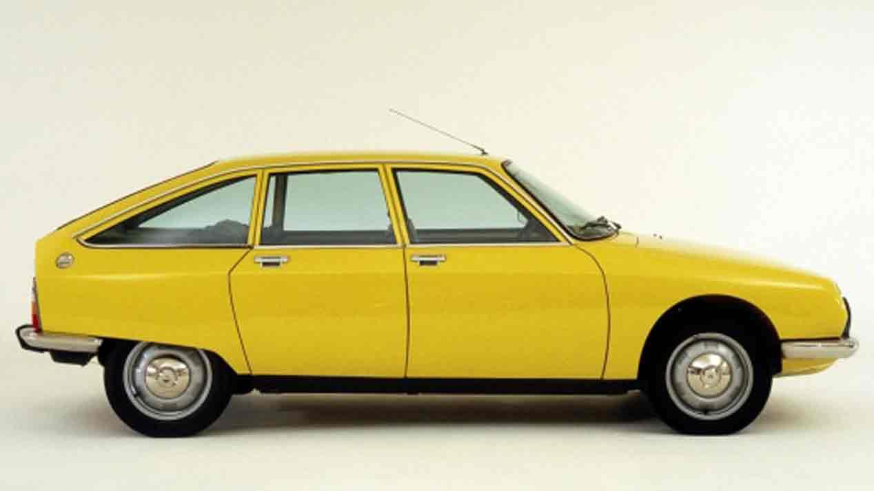 Citroën GS: Un modelo icónico por diseño, aerodinámica y propuestas técnicas cumple cincuenta años