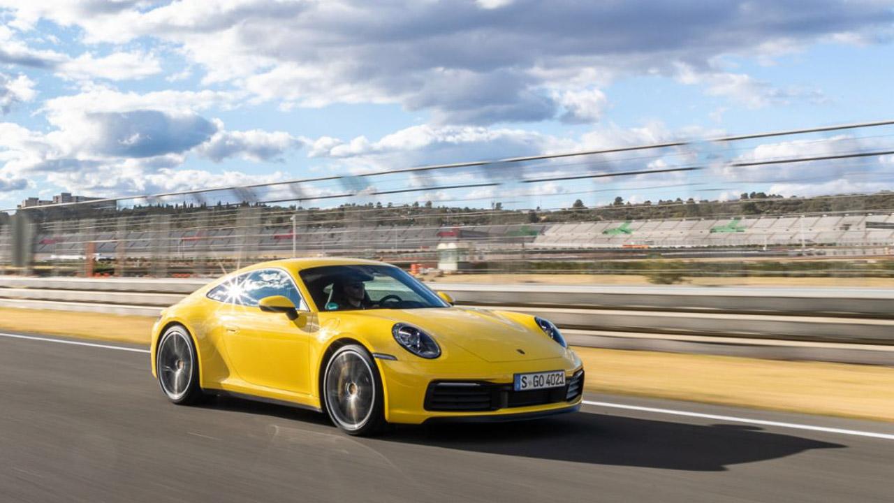 Porsche 911 Carrera S y 4S, ahora con cambio manual de 7 velocidades