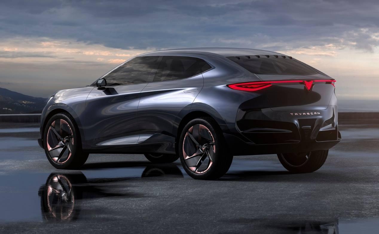 Cupra Tavascan: las mejores fotos del nuevo SUV deportivo eléctrico
