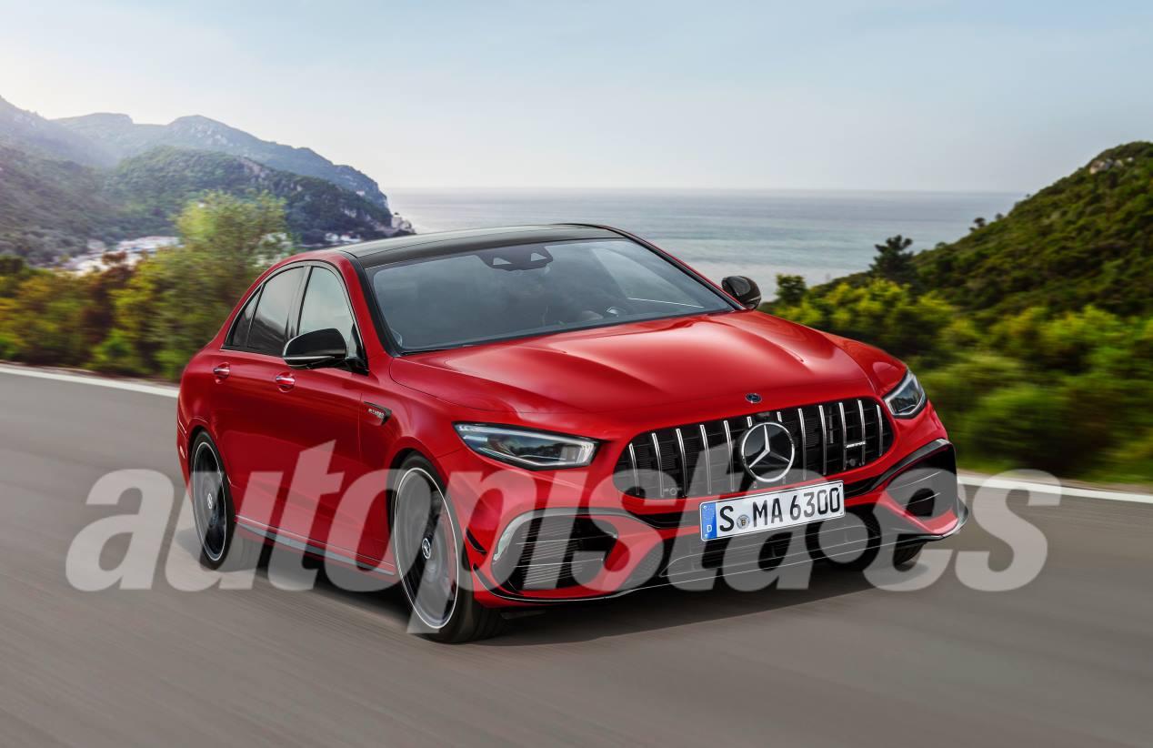 Mercedes Clase C 2021: la nueva generación de la berlina se pone a punto