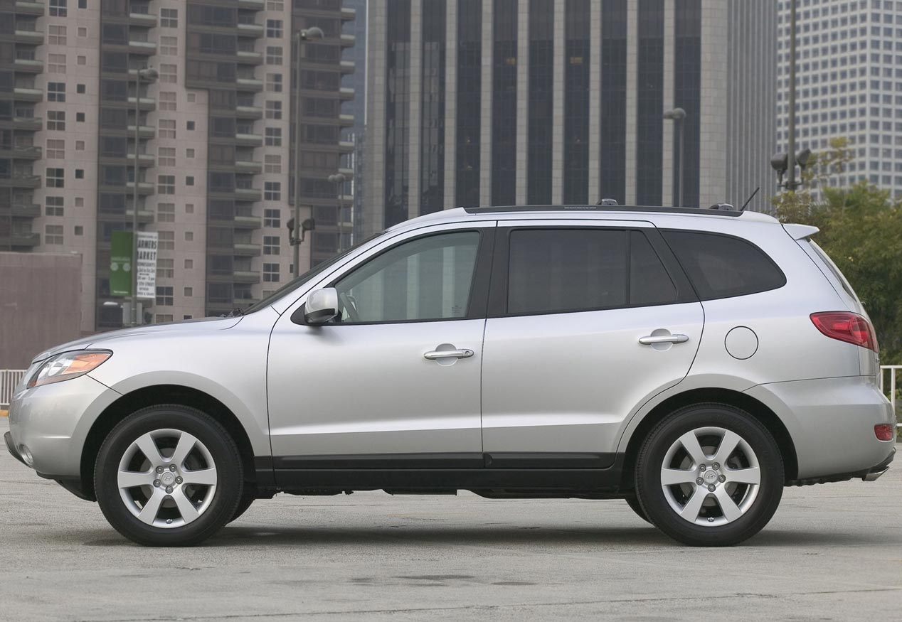 Hyundai Santa Fe: 20 años y cuatro generaciones a sus espaldas