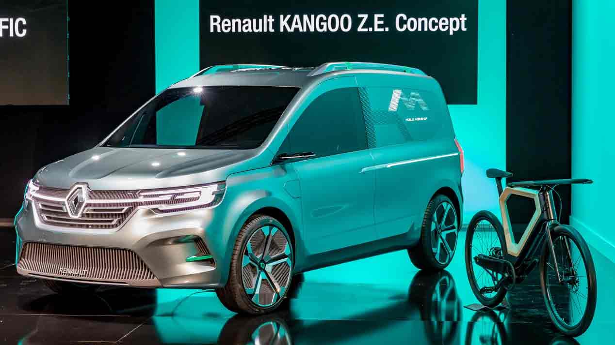 Anticipación Renault Kangoo 2021: así será el nuevo polivalente de Renault