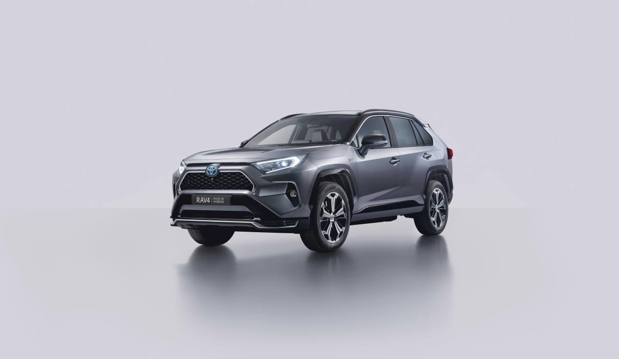 El nuevo Toyota RAV4 Híbrido Enchufable llegará a comienzos de 2020