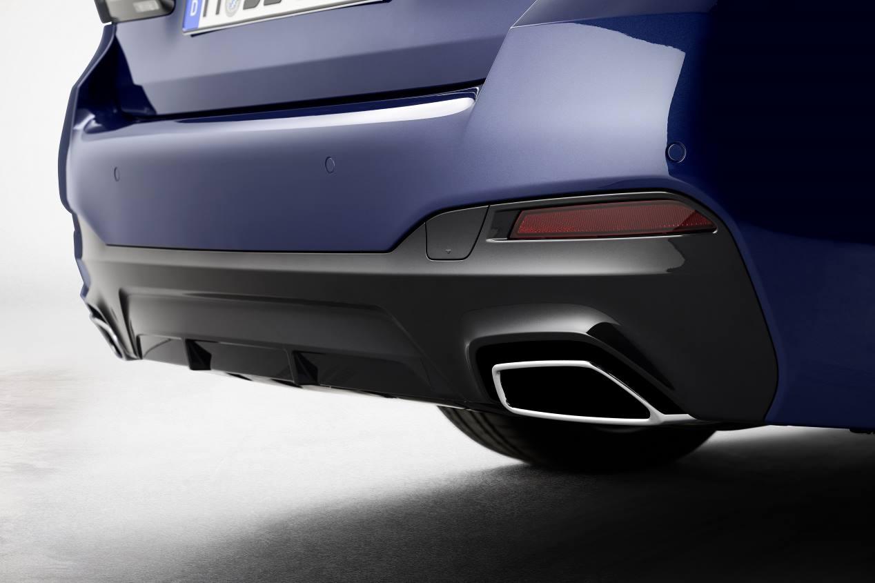 BMW Serie 5 2020: la nueva berlina llegará al mercado en julio