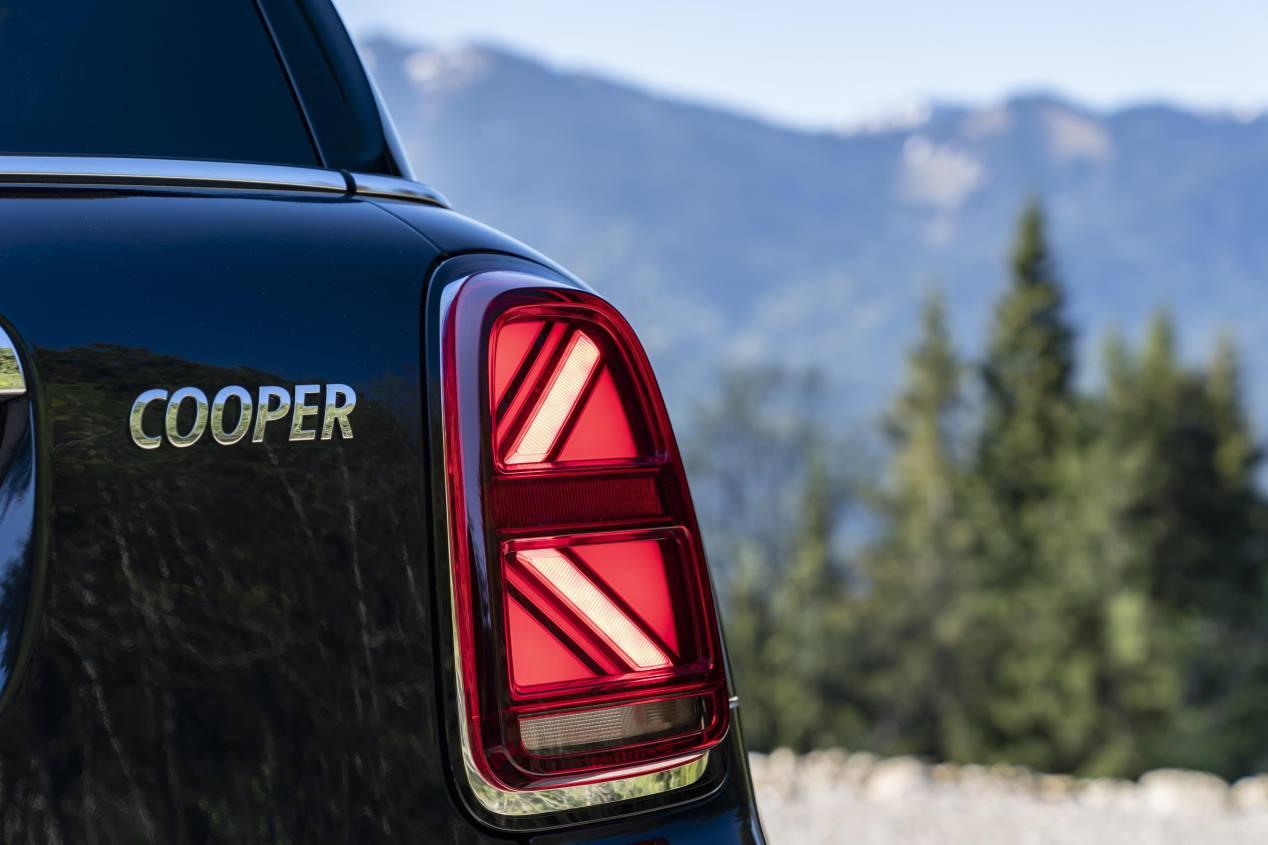 """Mini Countryman 2020: así se renueva la """"versión SUV"""" del Mini"""