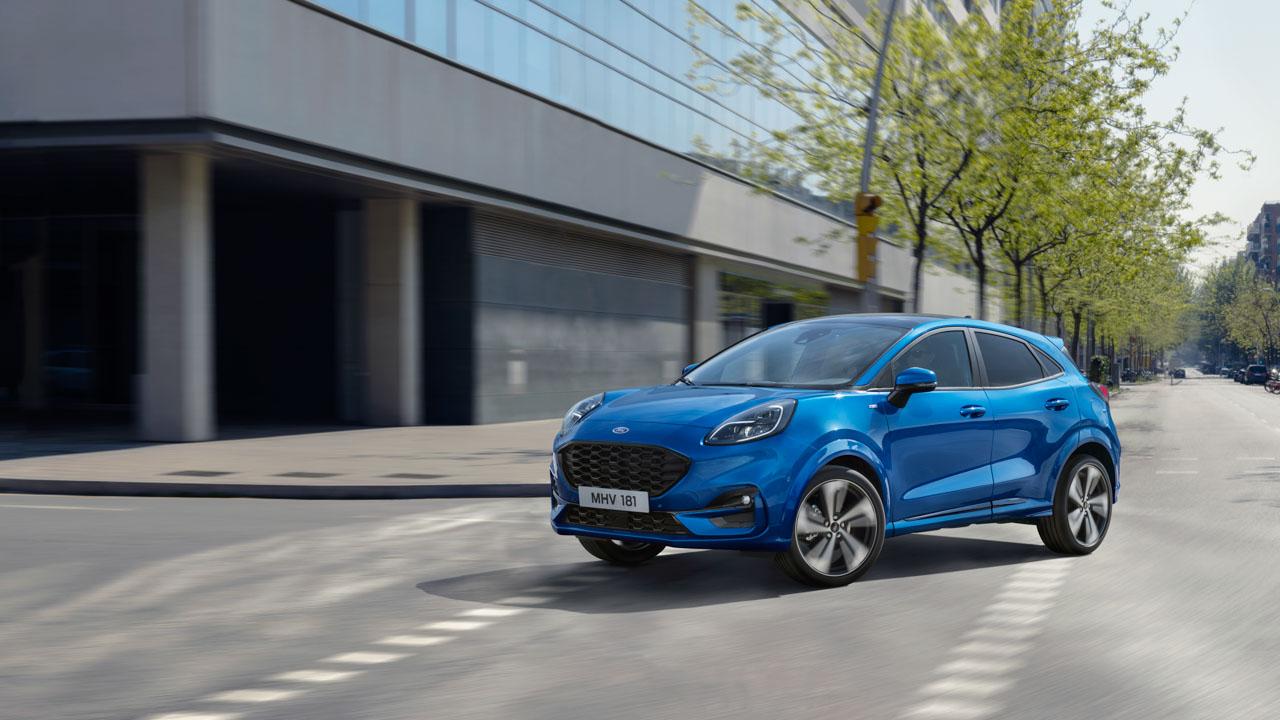 Ford Puma: nuevas versiones Diesel y con cambio automático
