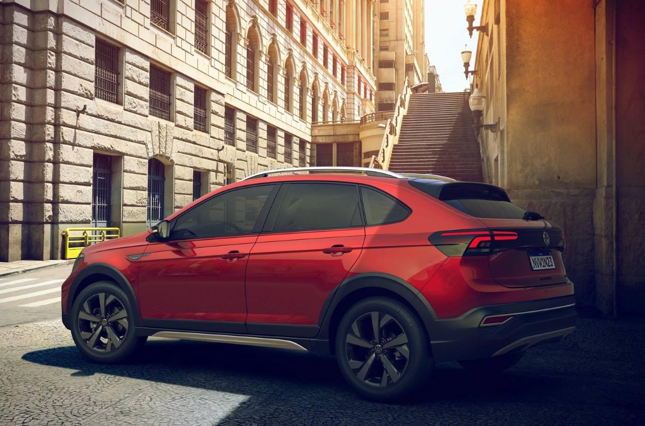 Volkswagen Nivus 2021: las mejores fotos oficiales del nuevo SUV que llegará a Europa