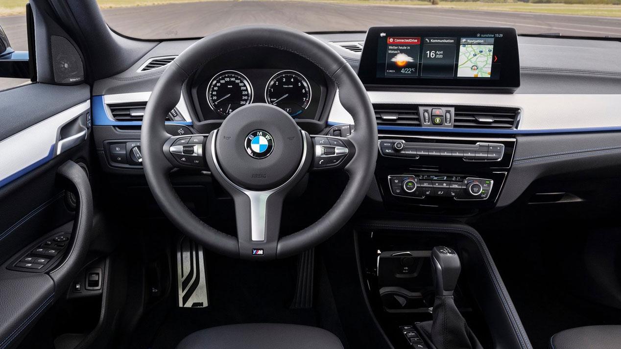 BMW X2 xDrive25e PHEV, las fotos del híbrido enchufable