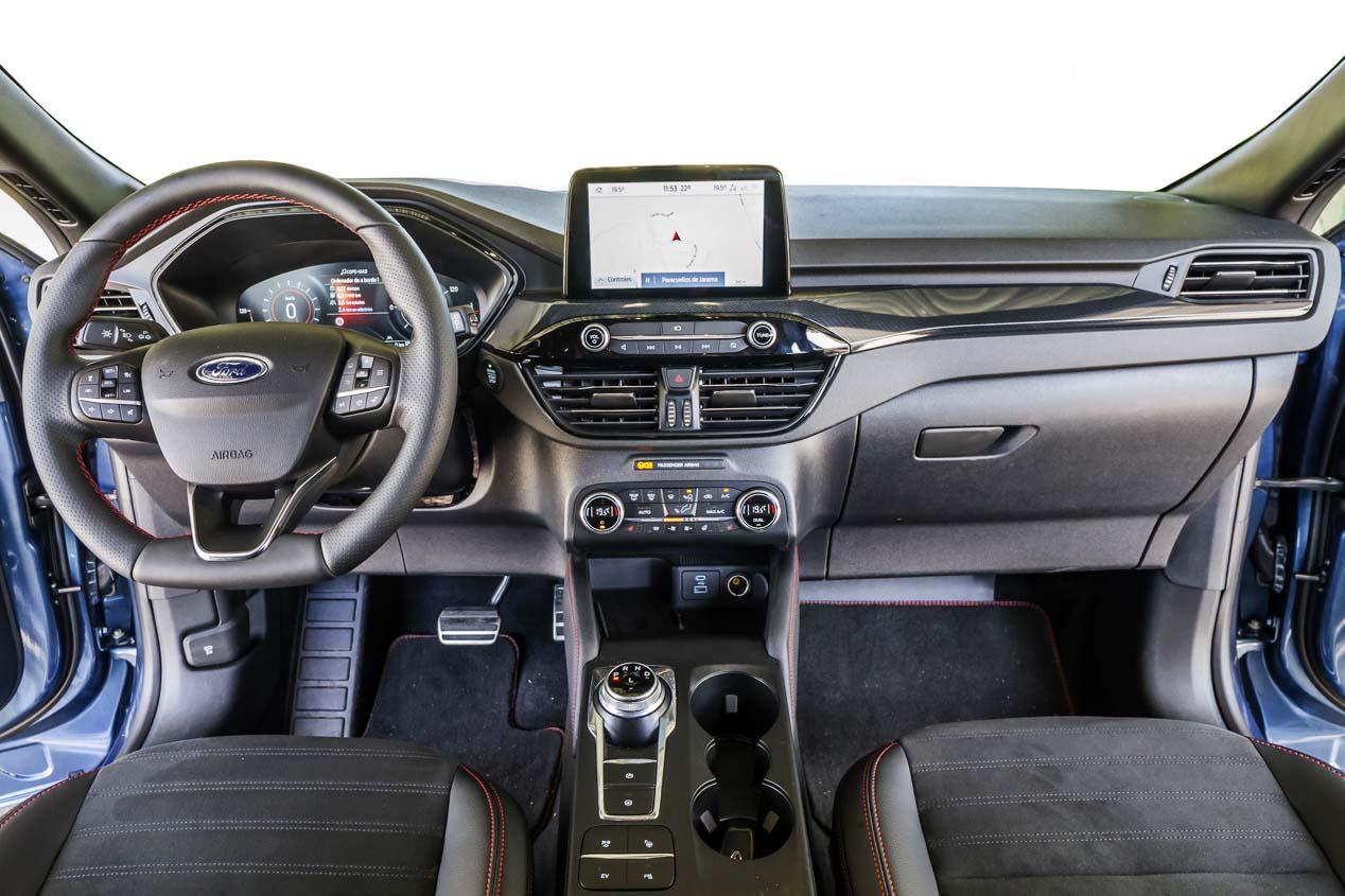 Ford Kuga PHEV, un SUV híbrido enchufable de nivel