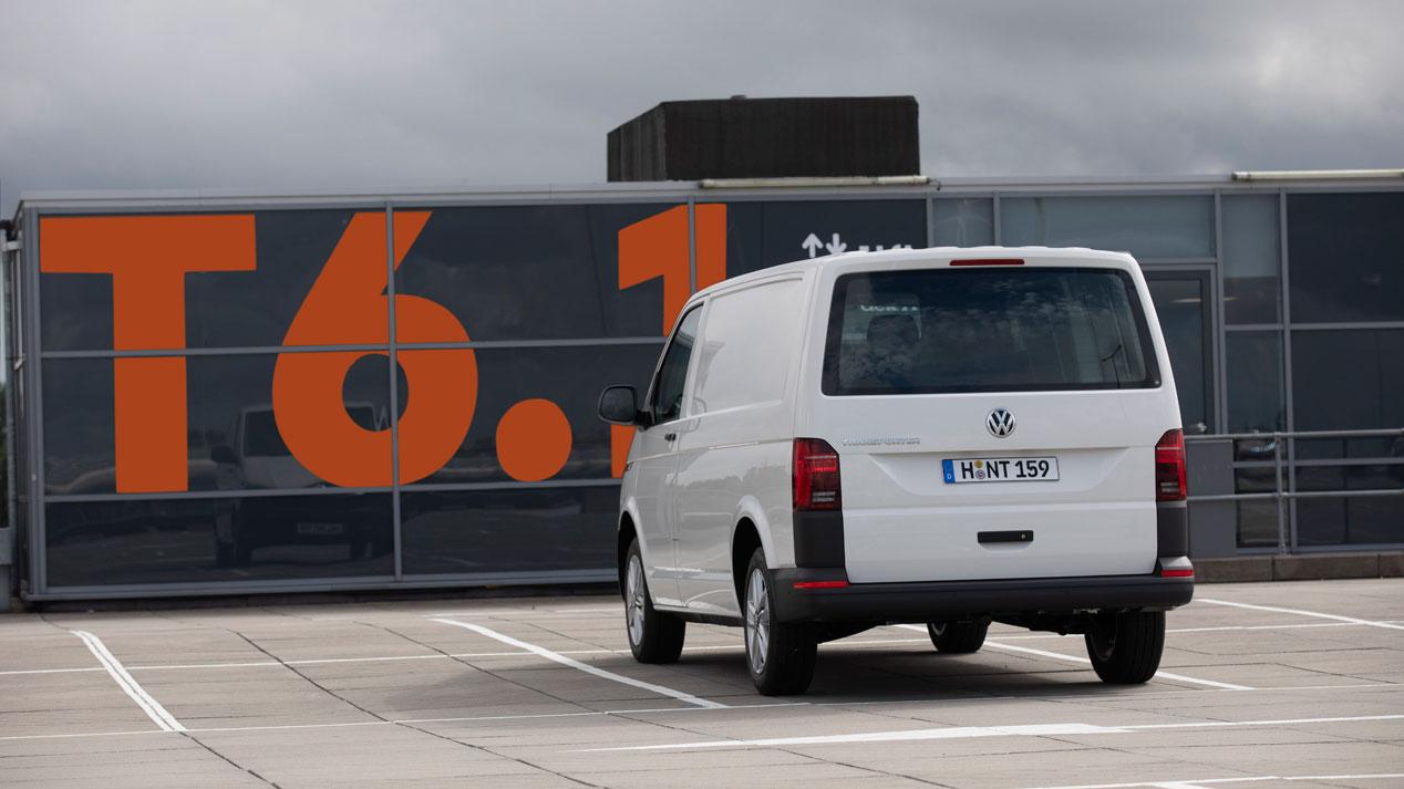 Volkswagen T6, las mejores imágenes de su última actualización