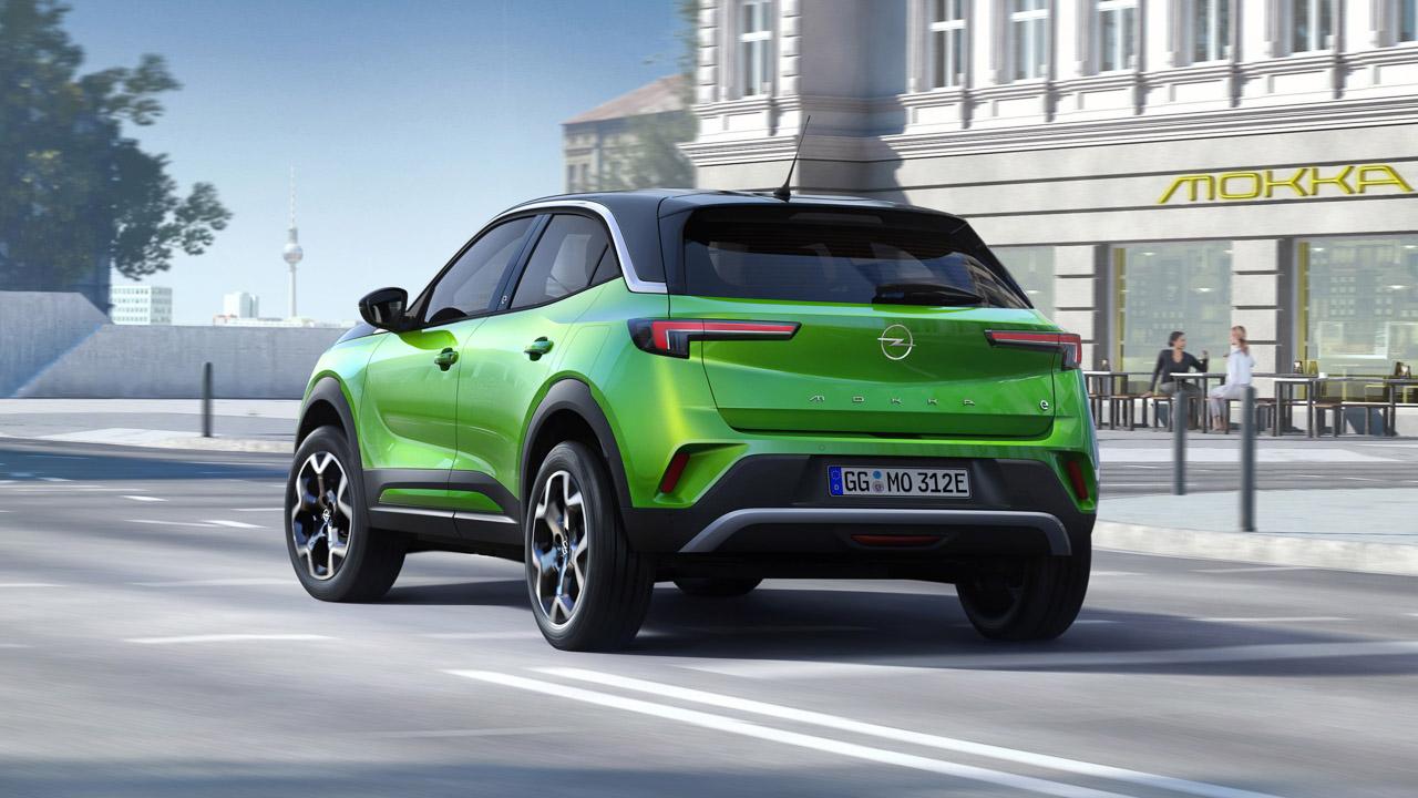 Opel Mokka 2020: primeras imágenes oficiales