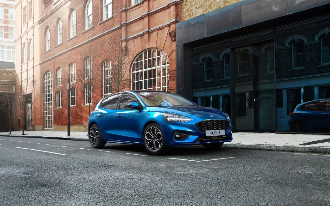 Ford Focus microhíbrido de 48V, ya a la venta