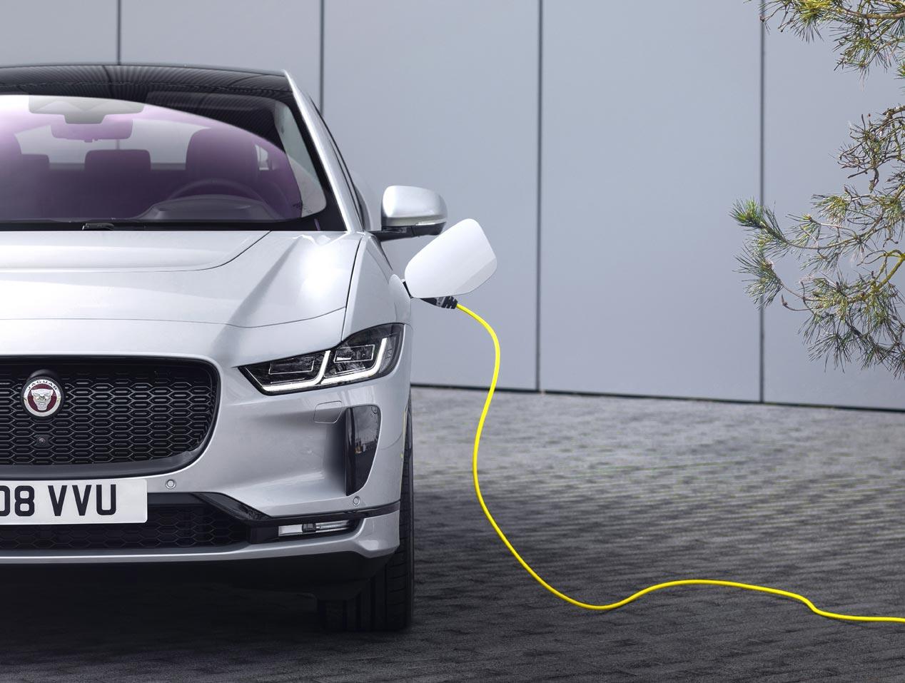Jaguar i-Pace 2021: novedades tecnológicas en el SUV eléctrico