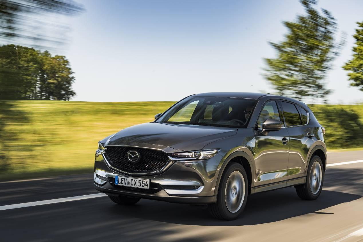 Mazda CX-5 2020: las mejores fotos del renovado SUV