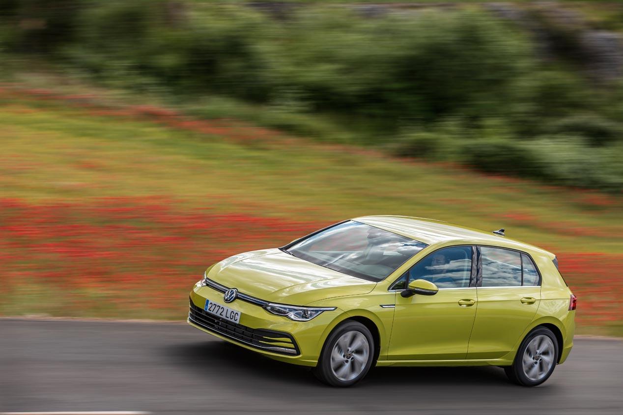 El Volkswagen Golf, pronto con nueva versión R-Line
