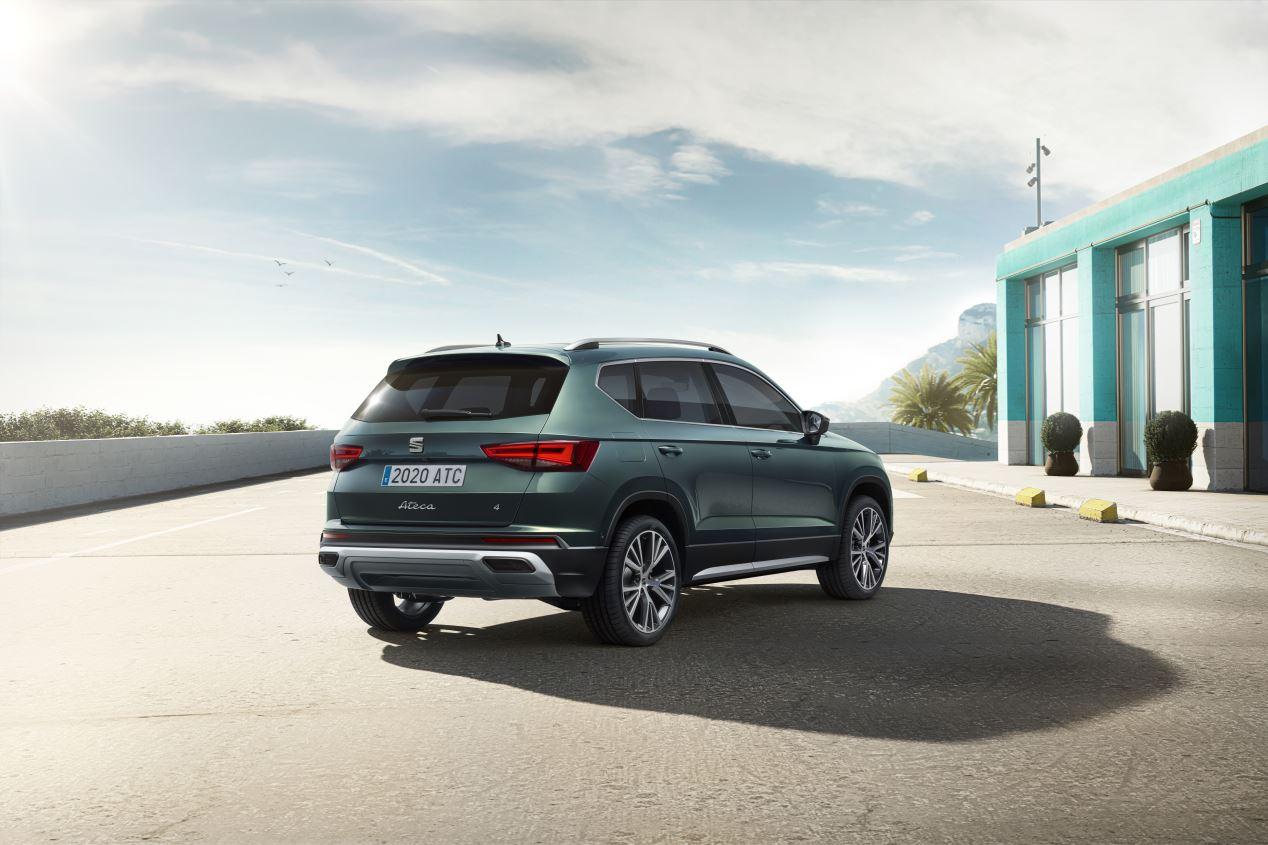 Ateca, Tarraco, Tucson, Santa Fe... los nuevos SUV de Seat e Hyundai en 2020