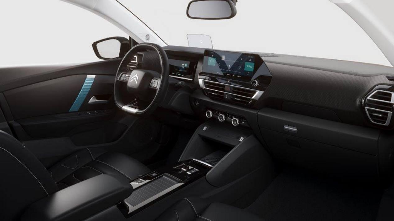 Los secretos del nuevo Citroën C4 2020, en imágenes