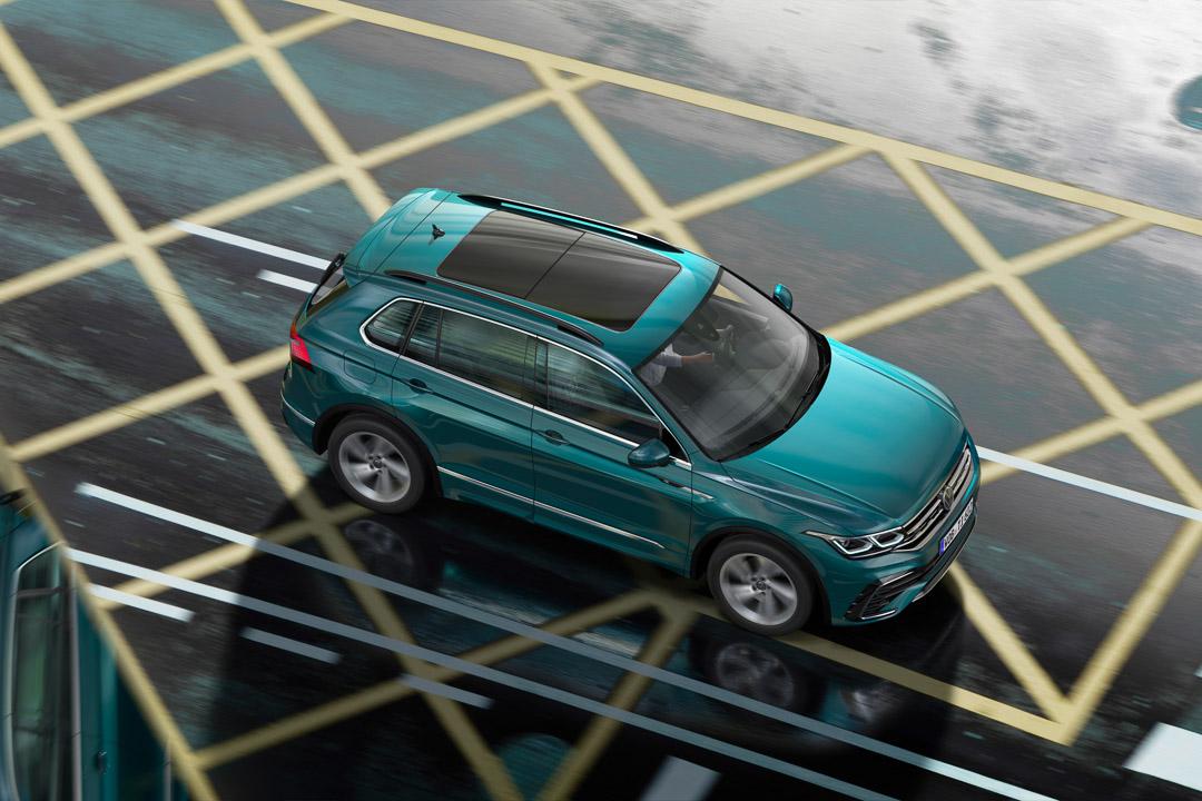 Volkswagen Tiguan 2020: las mejores fotos oficiales del nuevo SUV