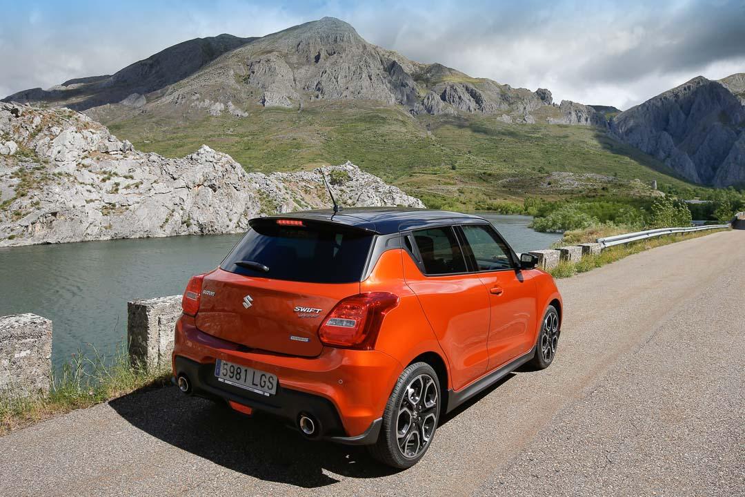 Suzuki Swift Sport Hybrid, menos deportivo, más eficiente
