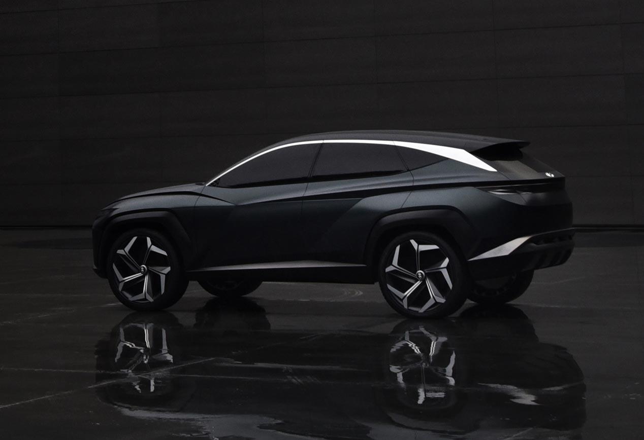 Hyundai Vision T: claves de su diseño