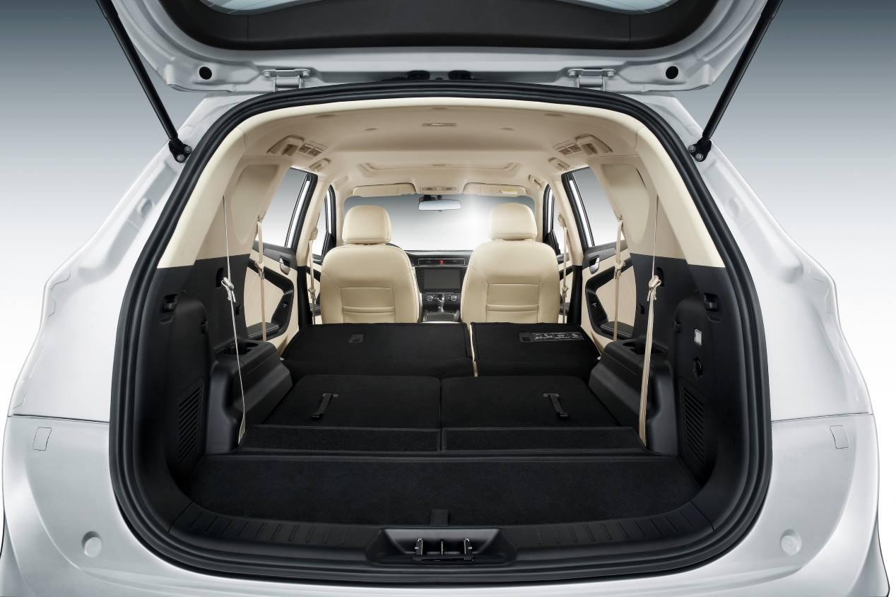 DSFK 580 Luxury: un SUV de 7 plazas a un precio muy competitivo