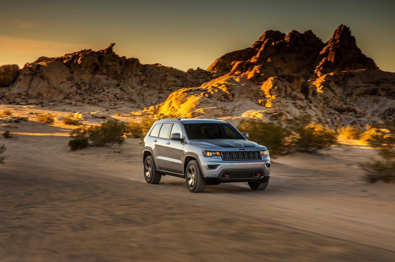 Jeep Grand Cherokee Trailhawk: la versión más todoterreno