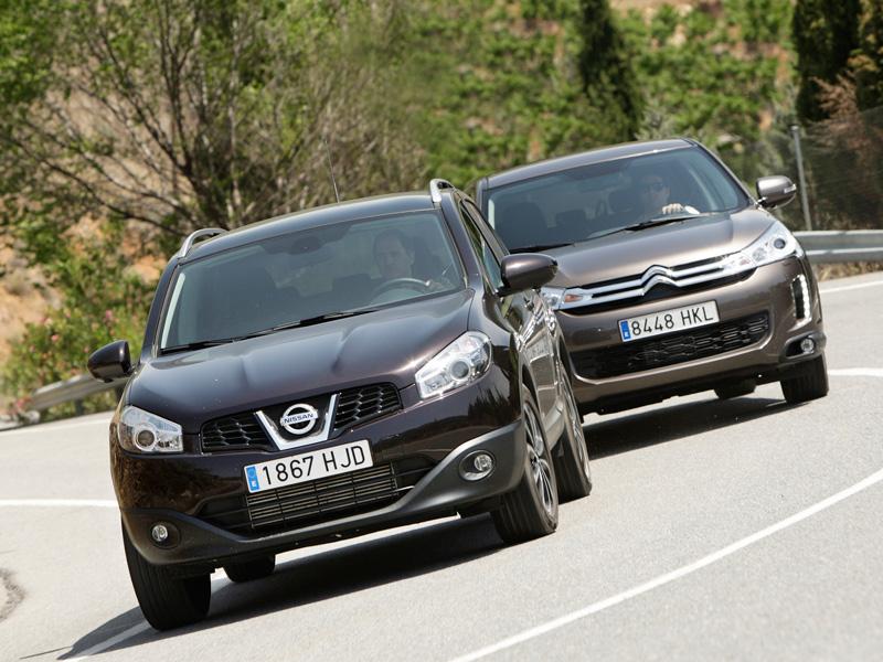 Los diez coches más vendidos en España en 2012