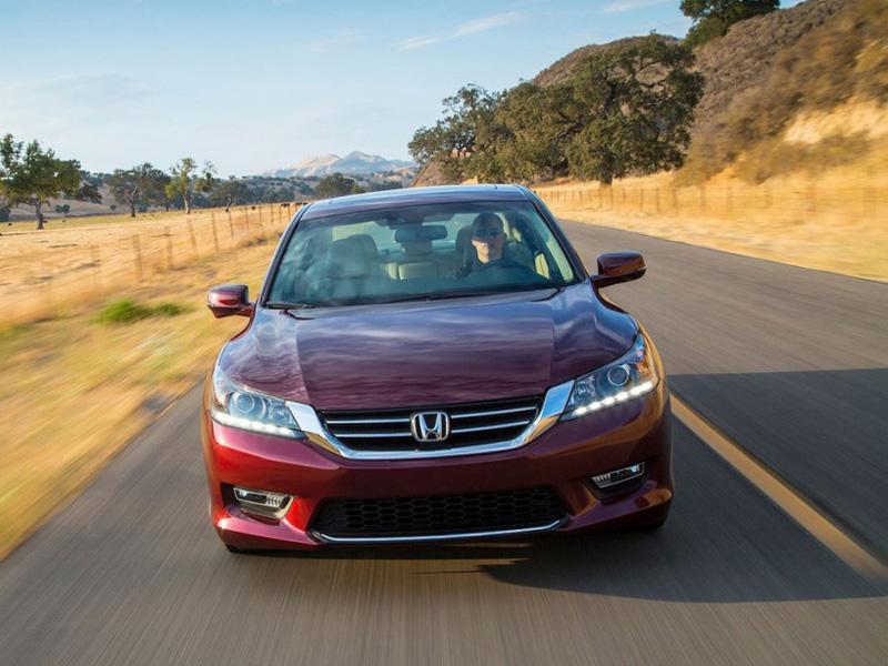 Los coches más seguros de 2013 en Estados Unidos