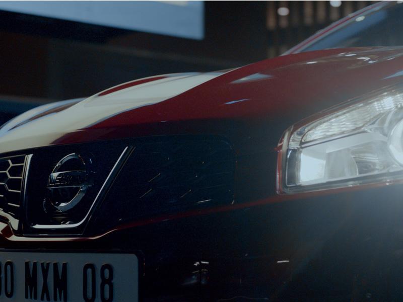 Nissan Qashqai 360 al detalle
