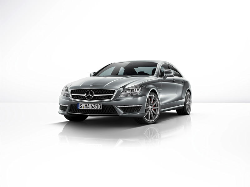 Mercedes CLS 63 AMG Coupé y Shooting Brake