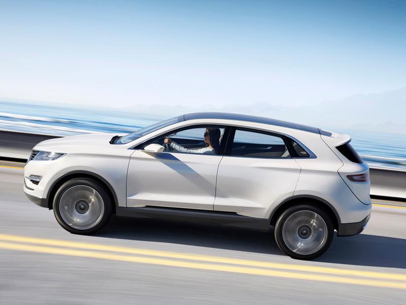 Lincoln MKC, nuevo SUV de lujo para Estados Unidos